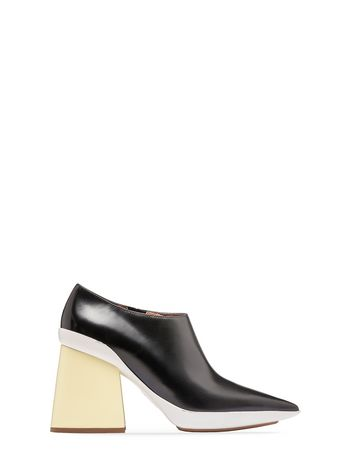 Marni Runway calfskin pumps Woman