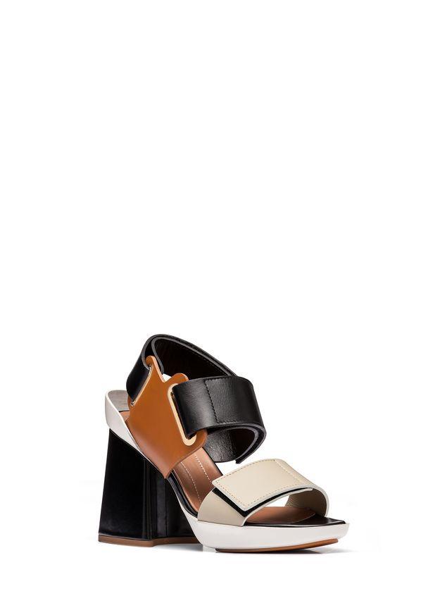 Marni Opanka sandal in calfskin Woman - 2