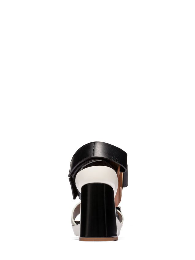 Marni Opanka sandal in calfskin Woman - 3