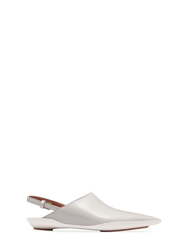 Marni Runway mule in calfskin Woman - 1