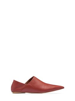 Marni Rising sabot in nappa Woman