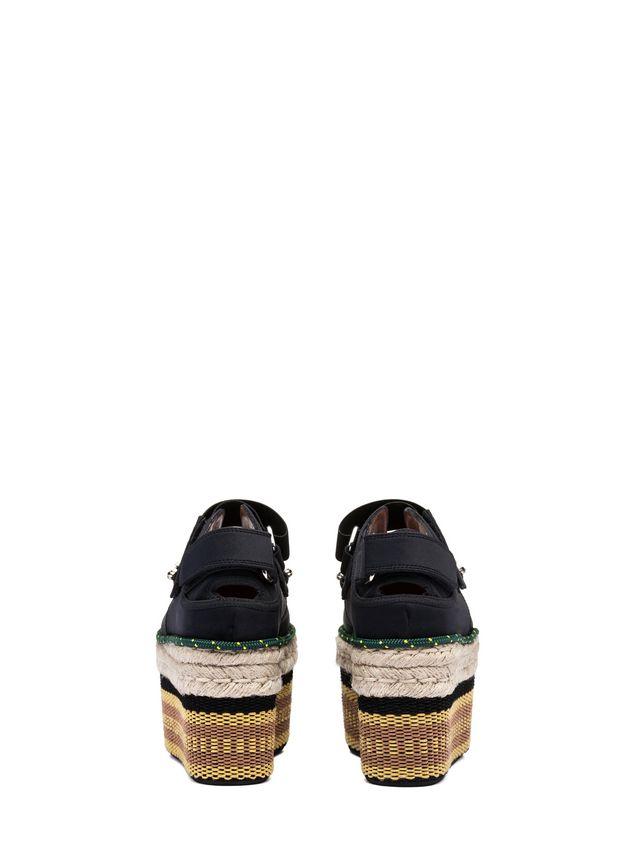 Marni Marni Loony Wedges with complimentary socks Woman