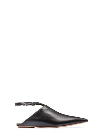Marni Nappa mule with strap Woman