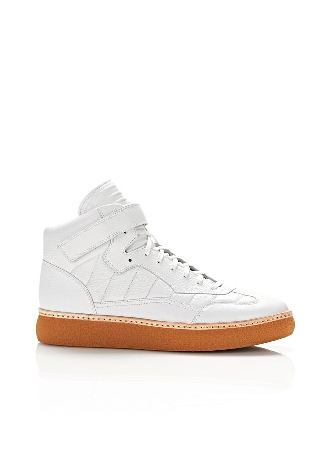 ALEXANDER WANG Sneakers Men EDEN MID TOP SNEAKERS