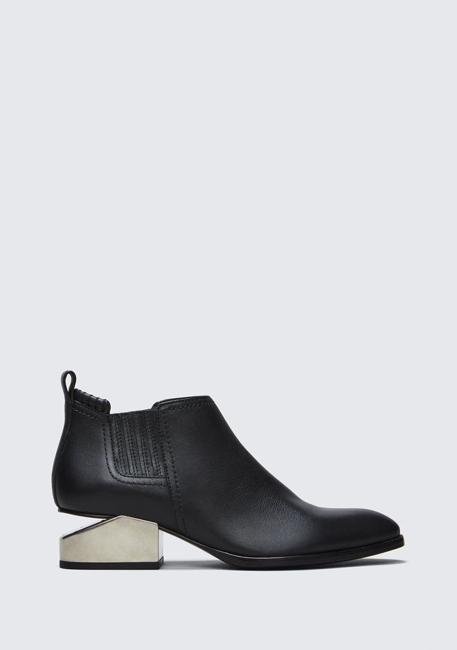 ALEXANDER WANG new-arrivals KORI OXFORD WITH SILVER METAL HEEL