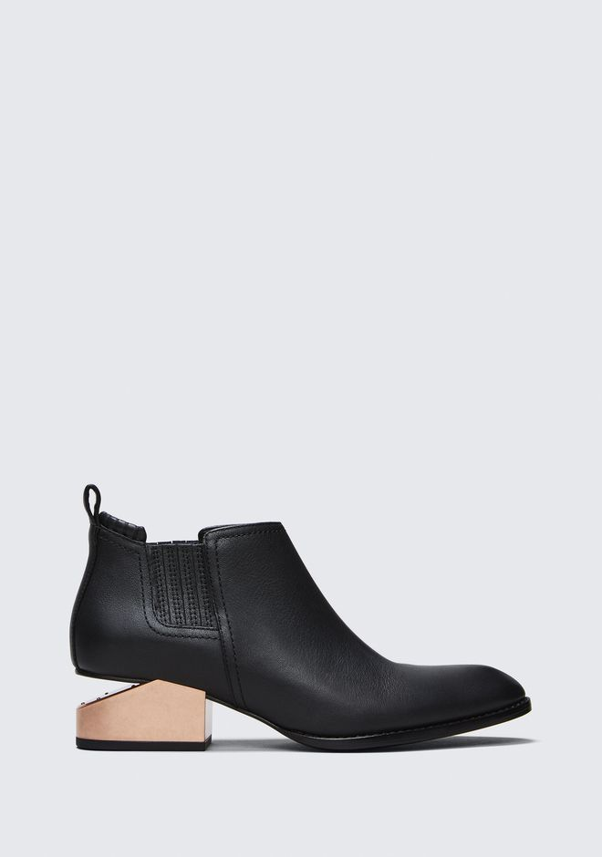 ALEXANDER WANG Boots Women KORI OXFORD WITH ROSE GOLD HEEL