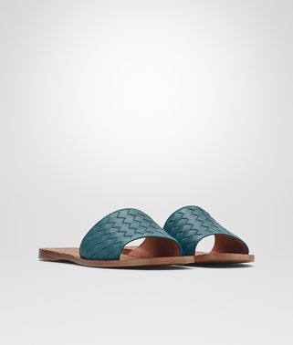RAVELLO SANDALS IN BRIGHTON INTRECCIATO NAPPA