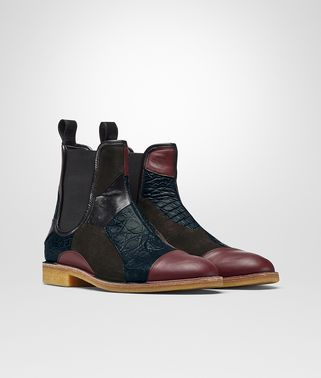 MALTON  BOOT IN MULTICOLOR MULTIMATERIAL