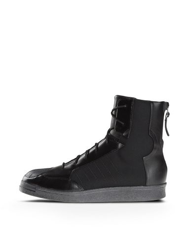 YY PUNK SUPERSTAR SHOES unisex Y-3 adidas