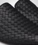 BOTTEGA VENETA NERO INTRECCIATO CALF FIANDRA SLIPPER Mocassin or Slipper Man ap