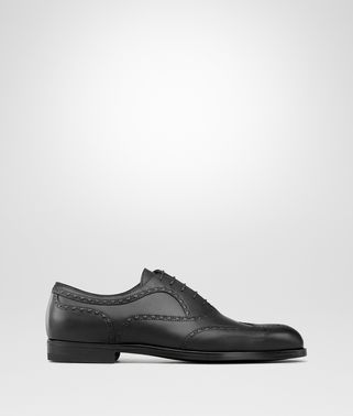 NERO CALF NOTTINGHAM SHOE