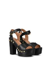 LOVE MOSCHINO HEEL Woman r