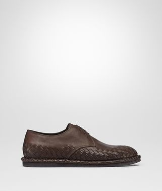 IAC LACE UP IN EDOARDO CALF, INTRECCIATO DETAILS
