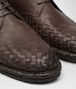 BOTTEGA VENETA IAC LACE UP IN EDOARDO CALF, INTRECCIATO DETAILS  Lace Up Man ap