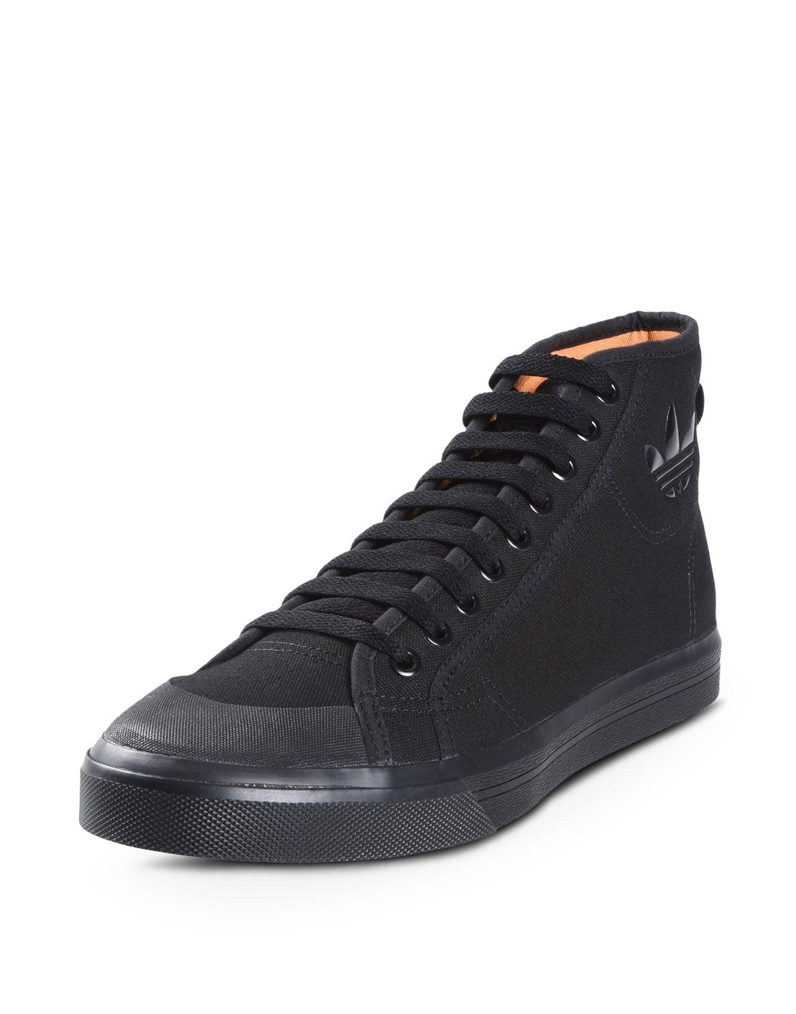 Spirit High sneakers - Black adidas by Raf Simons LIhwgO