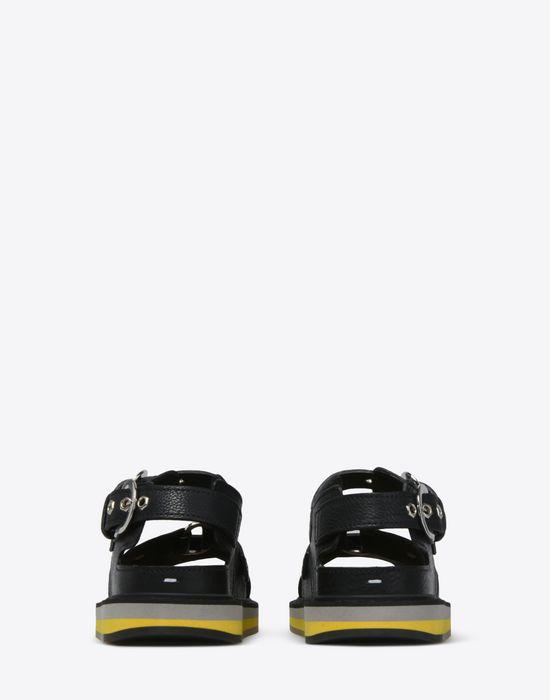 MAISON MARGIELA Calfskin sport sandals Sandals D d