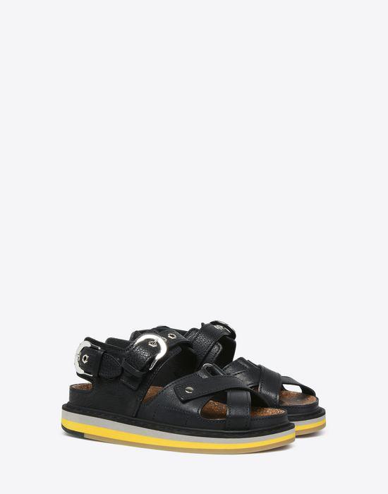 MAISON MARGIELA Calfskin sport sandals Sandals D r