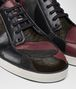 BOTTEGA VENETA HEEZE SNEAKER IN MULTICOLOR AND MULTIMATERIAL, INTRECCIATO Sneaker or Sandal Man ap