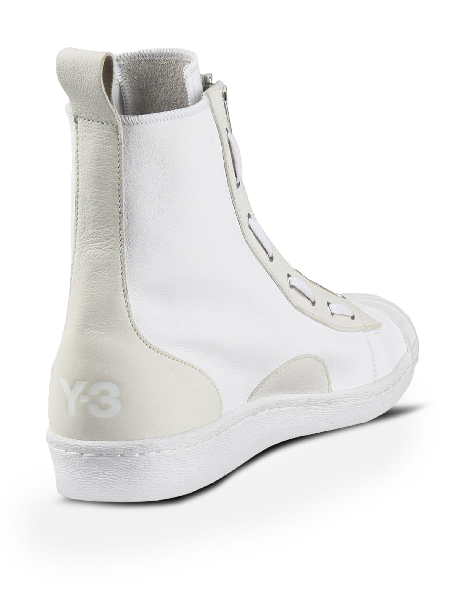 0ab569ae173b6 ... Y-3 Y-3 PRO ZIP High-top sneakers E d ...