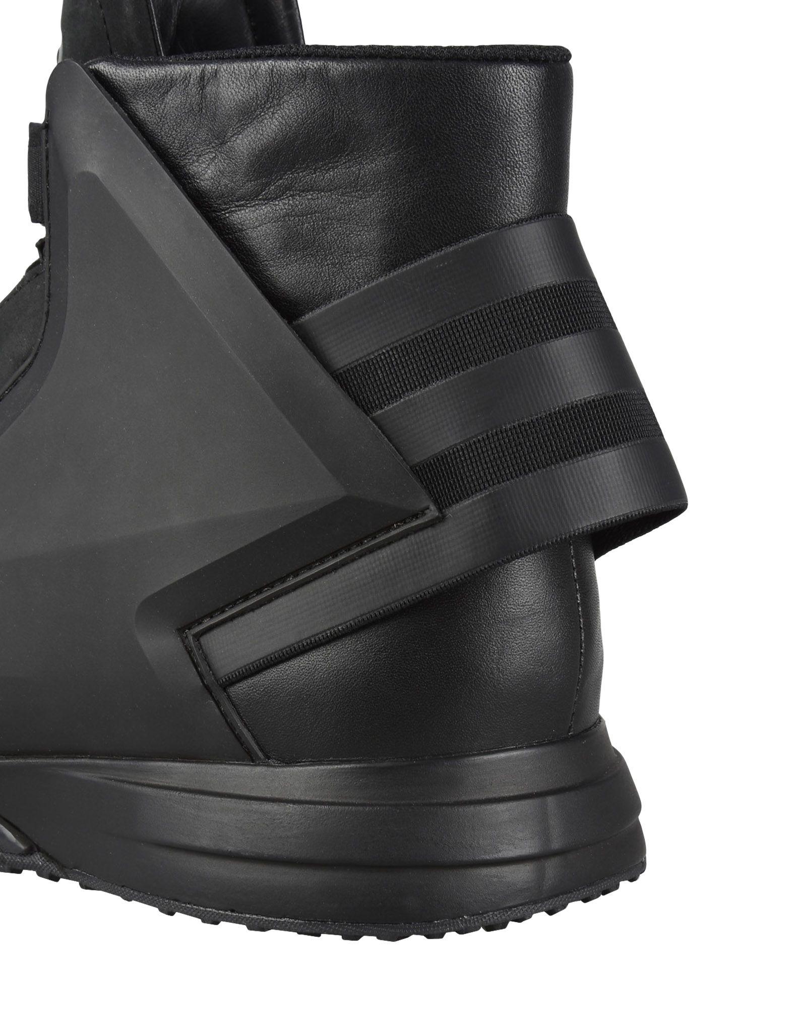 d36b861b5f742 YOHJI. YAMAMOTO. Y-3 Y-3 BBALL TECH High-top sneakers Man a ...