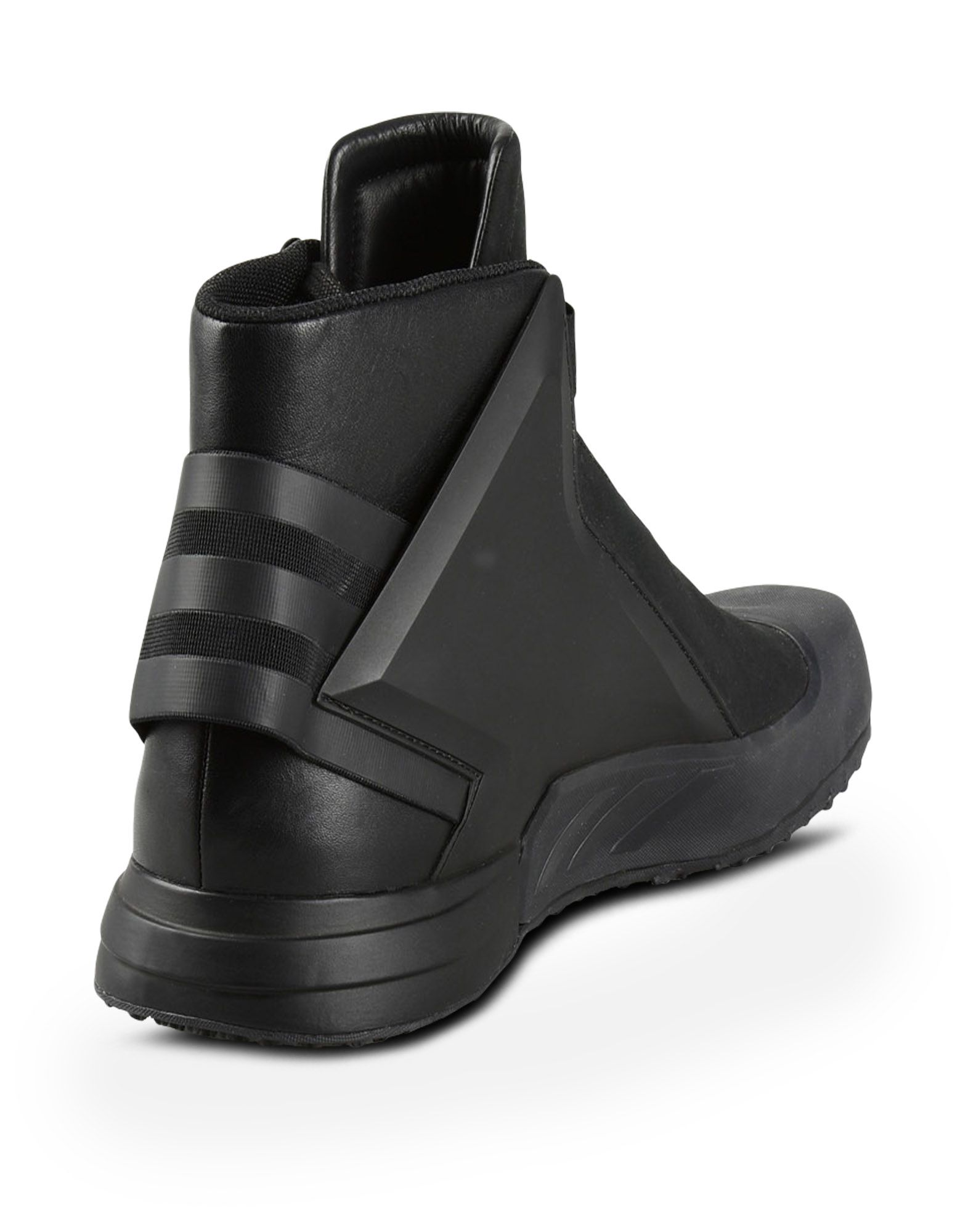 ba8f7907ba4b4 ... Y-3 Y-3 BBALL TECH High-top sneakers Man d ...