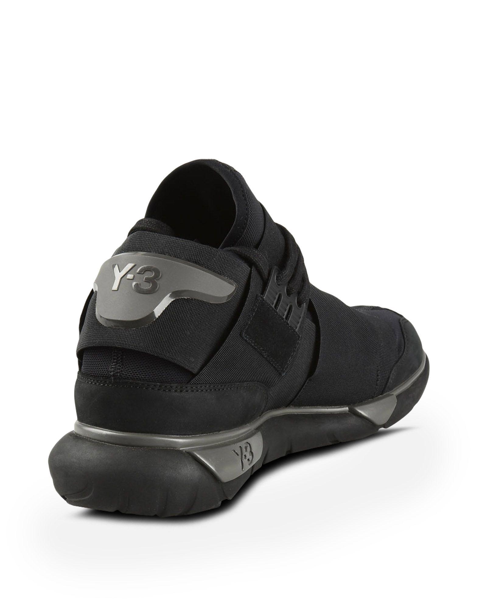 196bd61fbd398 ... Y-3 Y-3 QASA HIGH Sneakers Man d ...