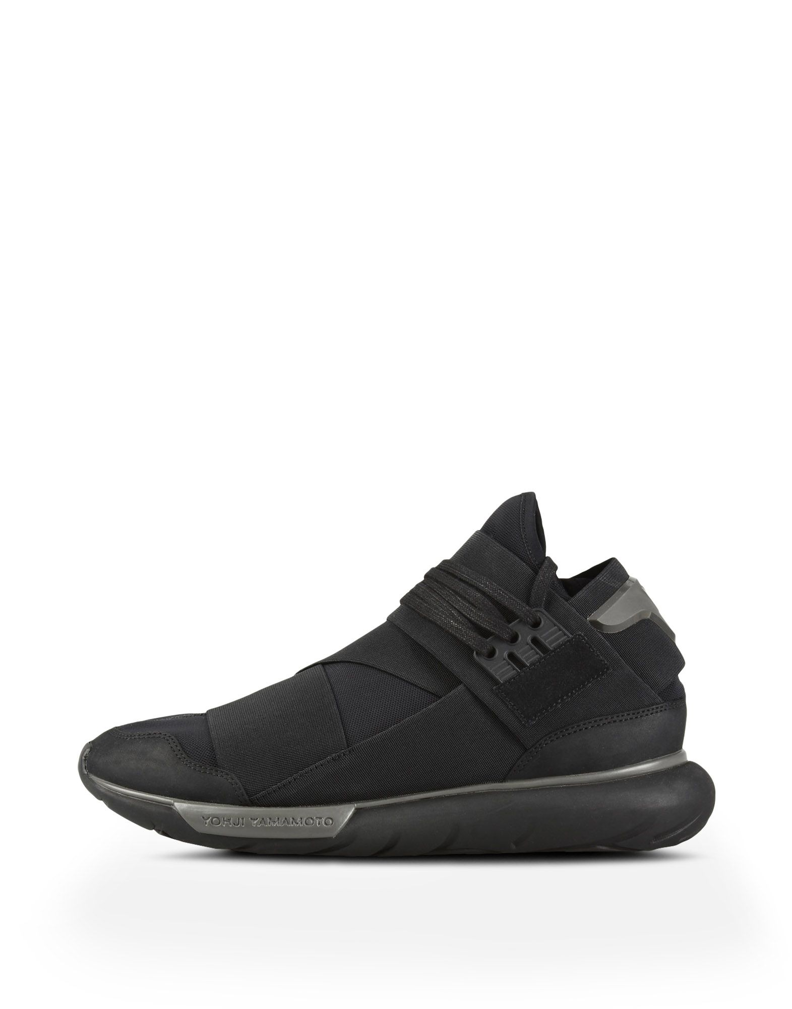 86ceb741a085e ... Y-3 Y-3 QASA HIGH Sneakers Man f ...