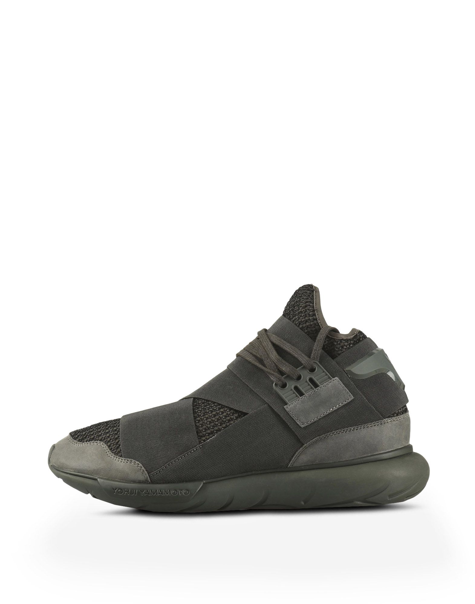 Y-3 'Qasa High' sneakers discount high quality cheap sale new arrival pay with paypal cheap online sale footlocker pictures outlet from china iEBXm6aqcY
