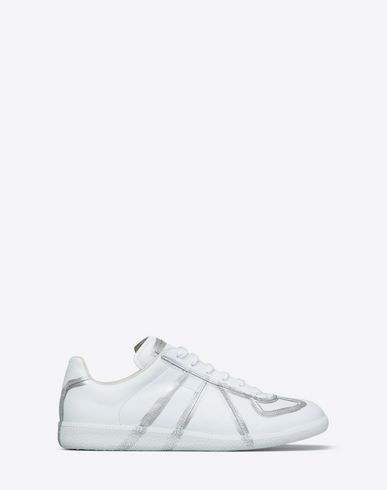 MAISON MARGIELA 22 Sneakers U 'Replica' sneakers with painting effect f