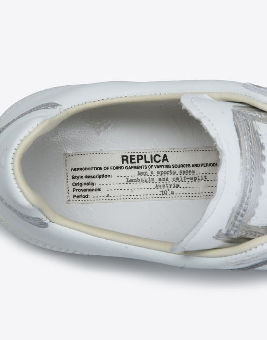 MAISON MARGIELA 22 'Replica' sneakers with painting effect Sneakers U a