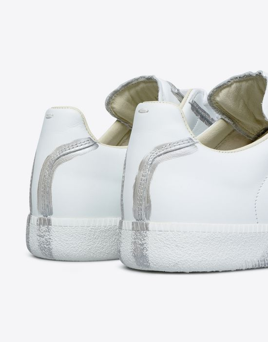 MAISON MARGIELA 22 'Replica' sneakers with painting effect Sneakers U e