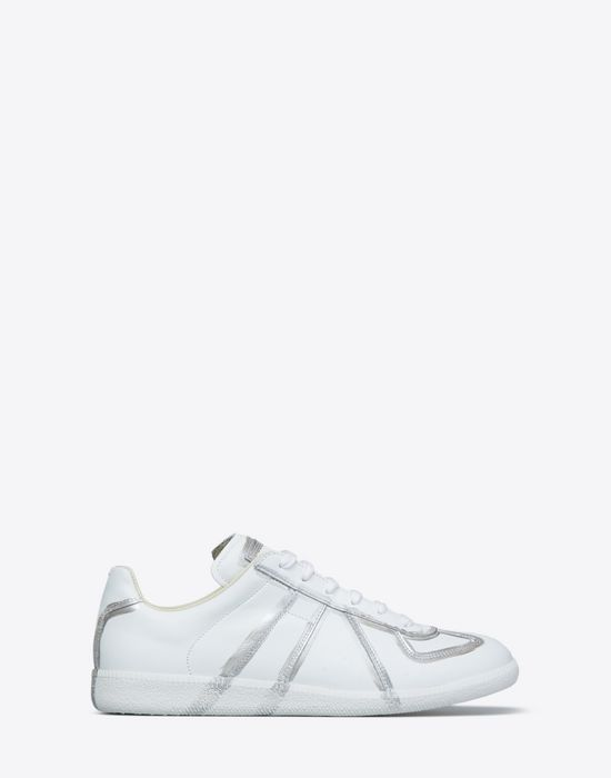 MAISON MARGIELA 22 'Replica' sneakers with painting effect Sneakers U f