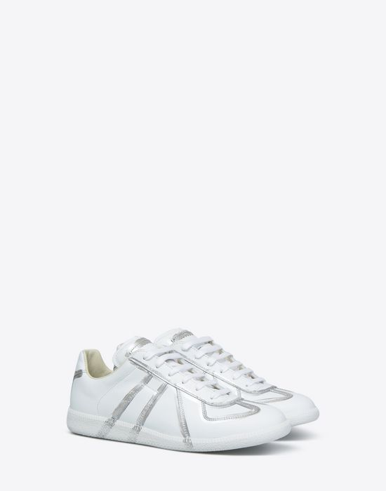 MAISON MARGIELA 22 'Replica' sneakers with painting effect Sneakers U r