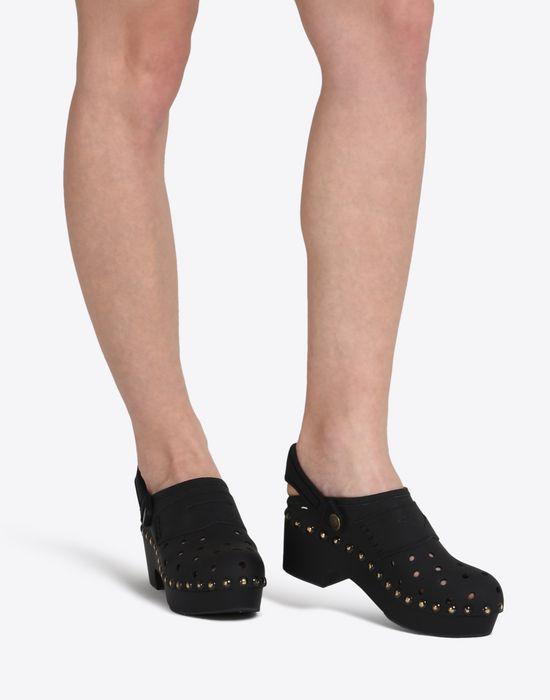 MAISON MARGIELA 22 Calfskin clogs Sandals [*** pickupInStoreShipping_info ***] b