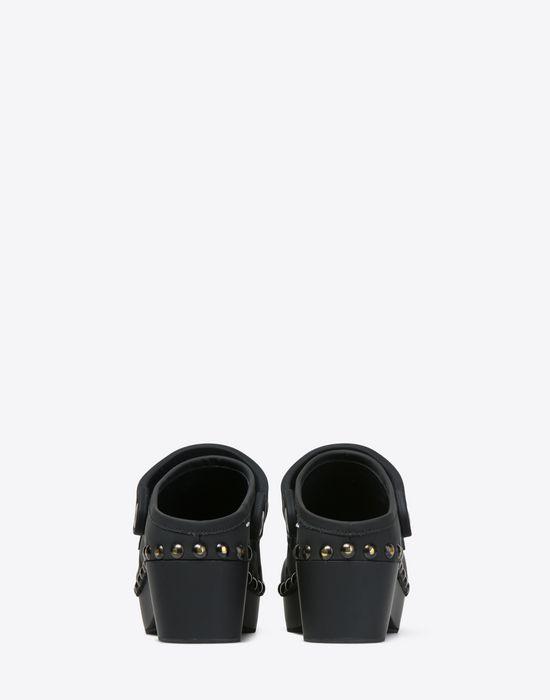 MAISON MARGIELA 22 Calfskin clogs Sandals [*** pickupInStoreShipping_info ***] d