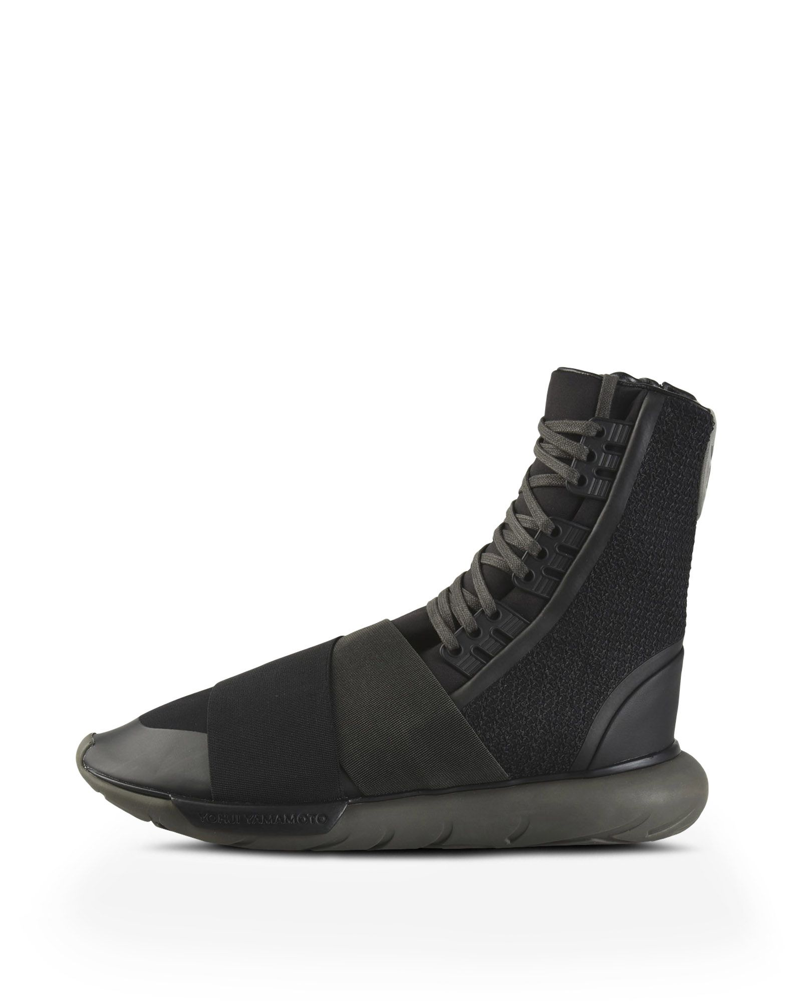 08a1d761882d1 ... Y-3 Y-3 QASA BOOT High-top sneakers Man f ...