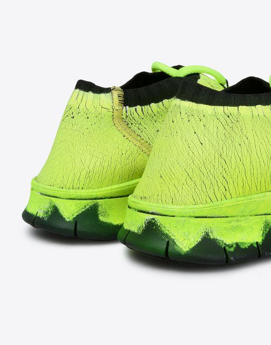 MAISON MARGIELA Knit sneakers Sneakers U a
