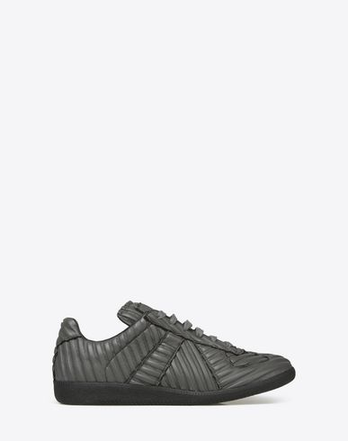 MAISON MARGIELA Sneakers U Quilted leather Replica sneakers f