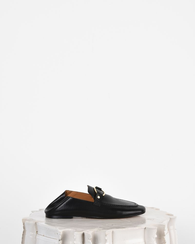 Ferlyn Loafers in smooth vegetable leather ISABEL MARANT