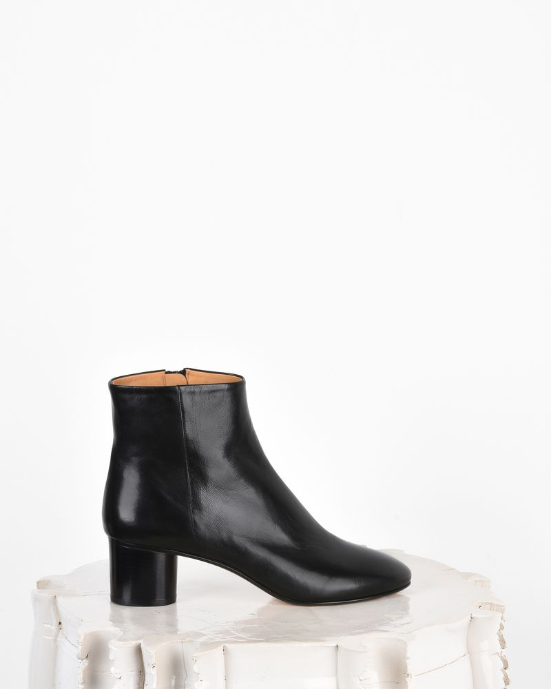 Isabel Marant Danay leather ankle boots 0KyQaw1V