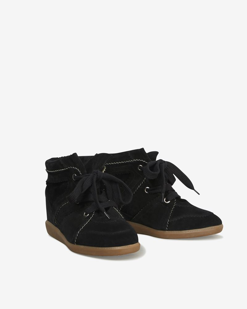 BOBBY wedge sneakers ISABEL MARANT