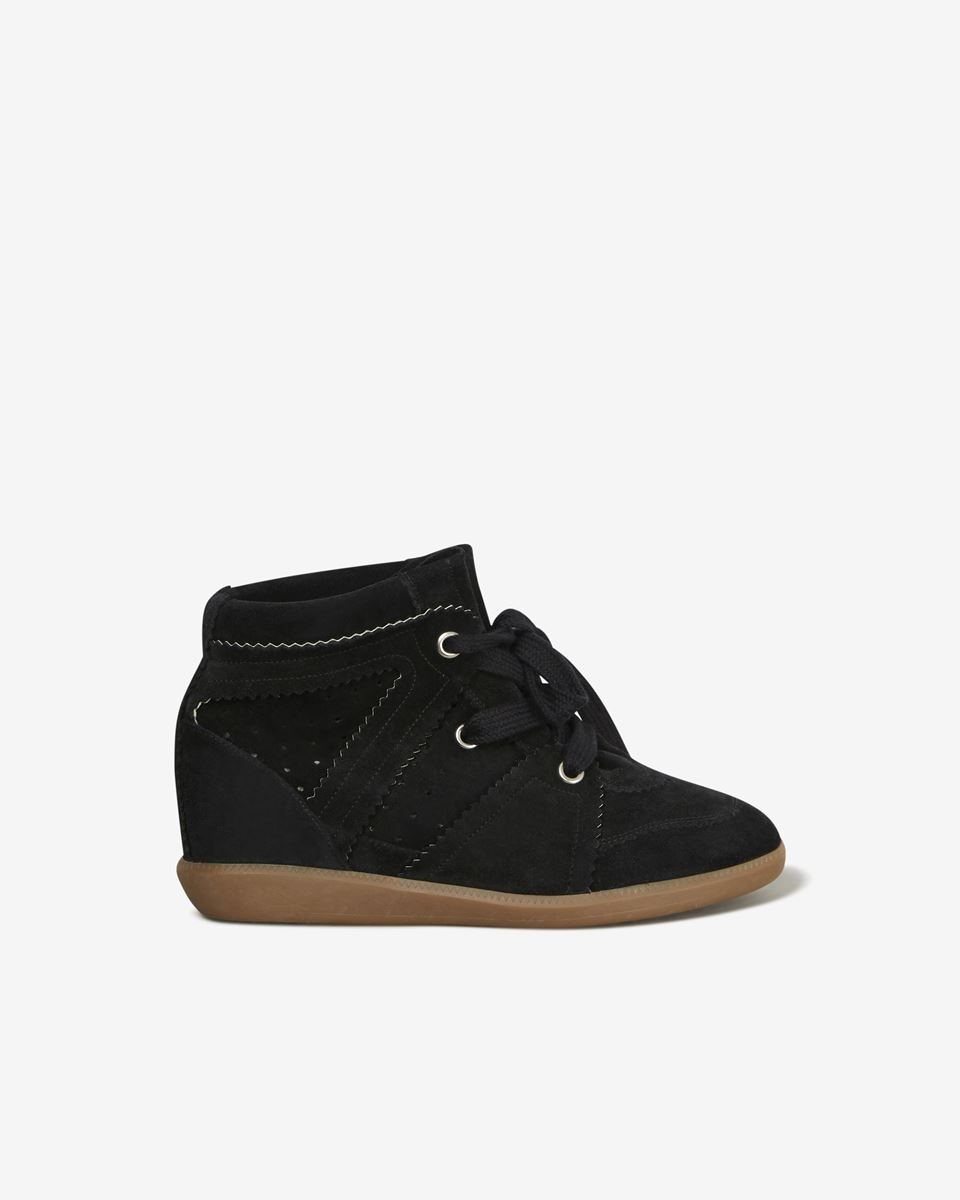 Isabel Marant - BOBBY SNEAKERS - 4