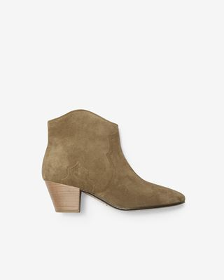 DICKER ankle boots