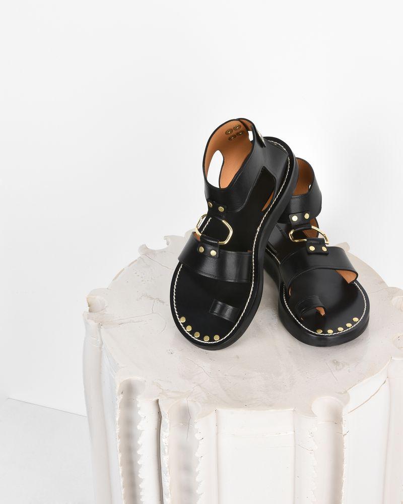 bc27ddfdbc2b Isabel marant sandals women official online store jpg 800x1000 Isabel  marant leather sandals
