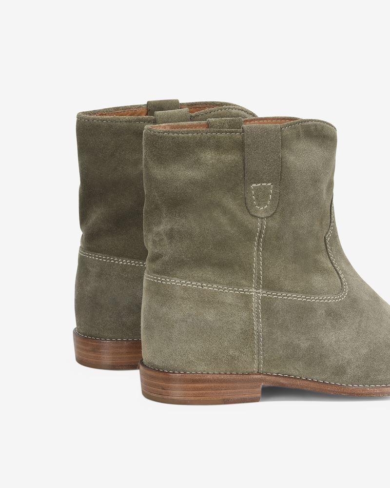 17f56a90084 CRISI boots ISABEL MARANT  CRISI boots ISABEL MARANT ...