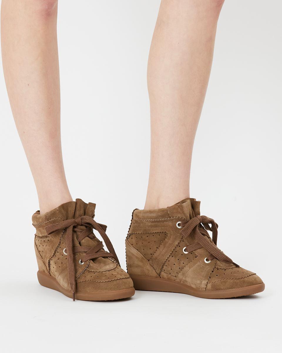 Isabel Marant - BOBBY sneakers - 4
