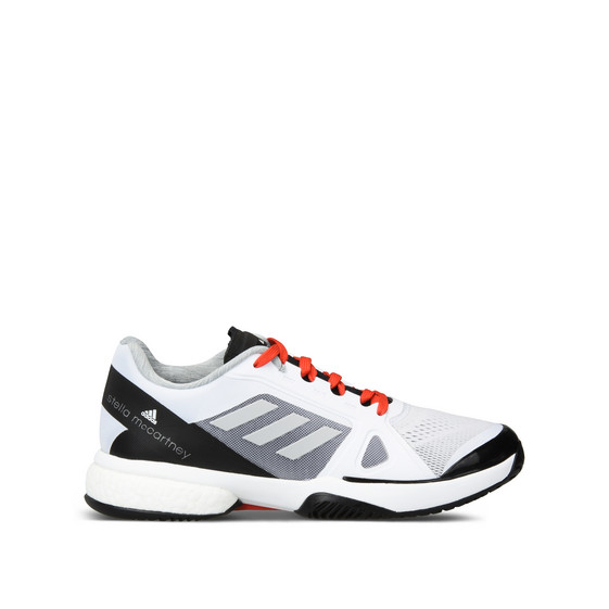 White Barricade Tennis Shoes