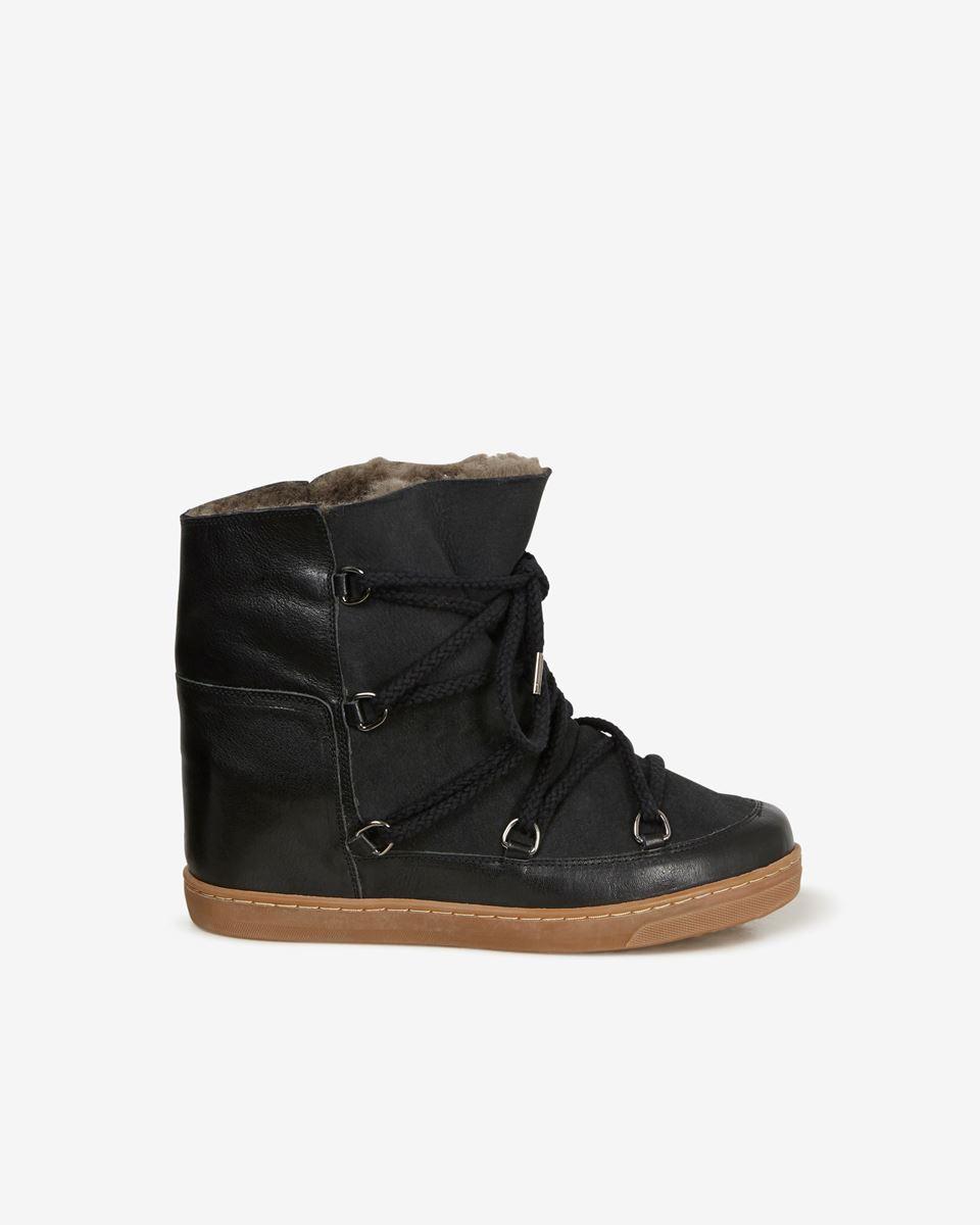 Isabel Marant - Boots NOWLES - 4