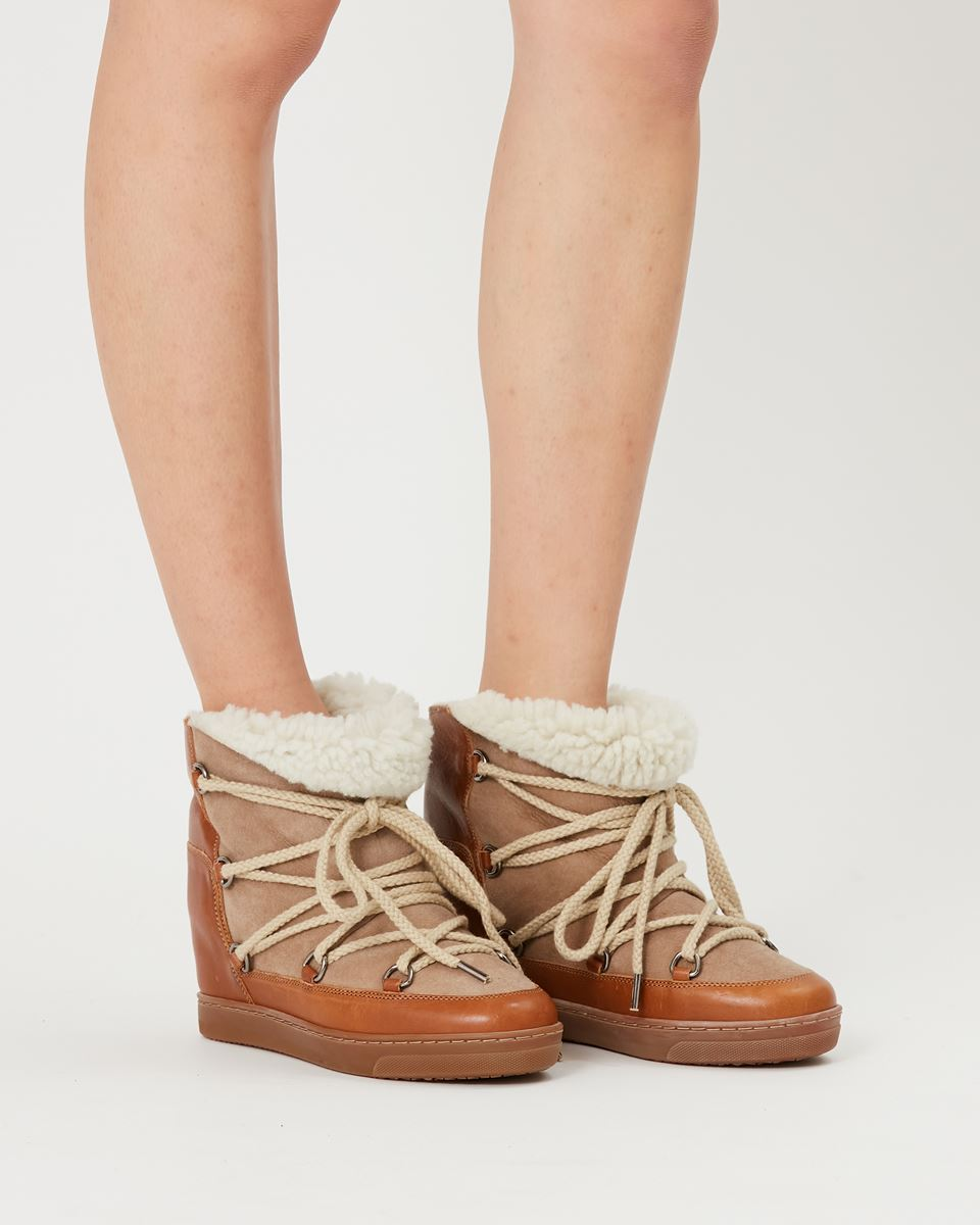 Isabel Marant - NOWLES BOOTS - 4