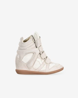 BEKETT wedge sneakers
